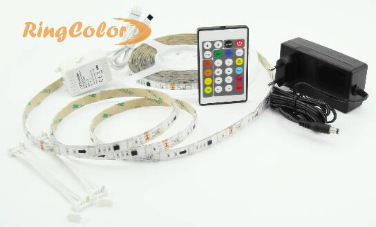 Ringcolor Flexible Led 5050 Strip Light with DIY Blister Kit 5MAC316W