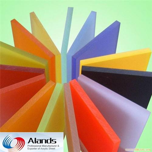 High Quality Color Frosted Cast Acrylic Sheet