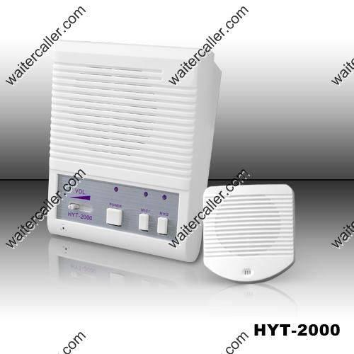 Window Intercom System Window Interphone