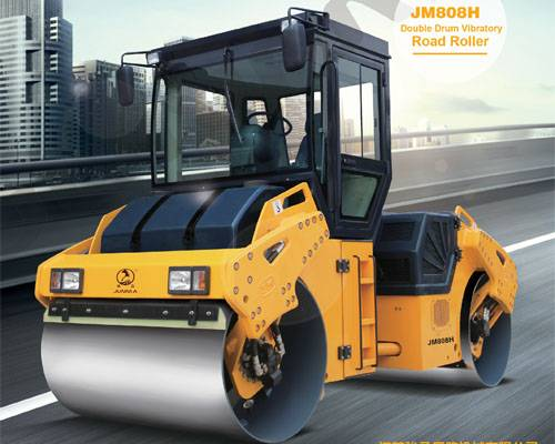 JM808H/JMD808H JM809H/JMD809H JM8010H/JMD810H Full hydraulic double drum vibratory roller Vibratory