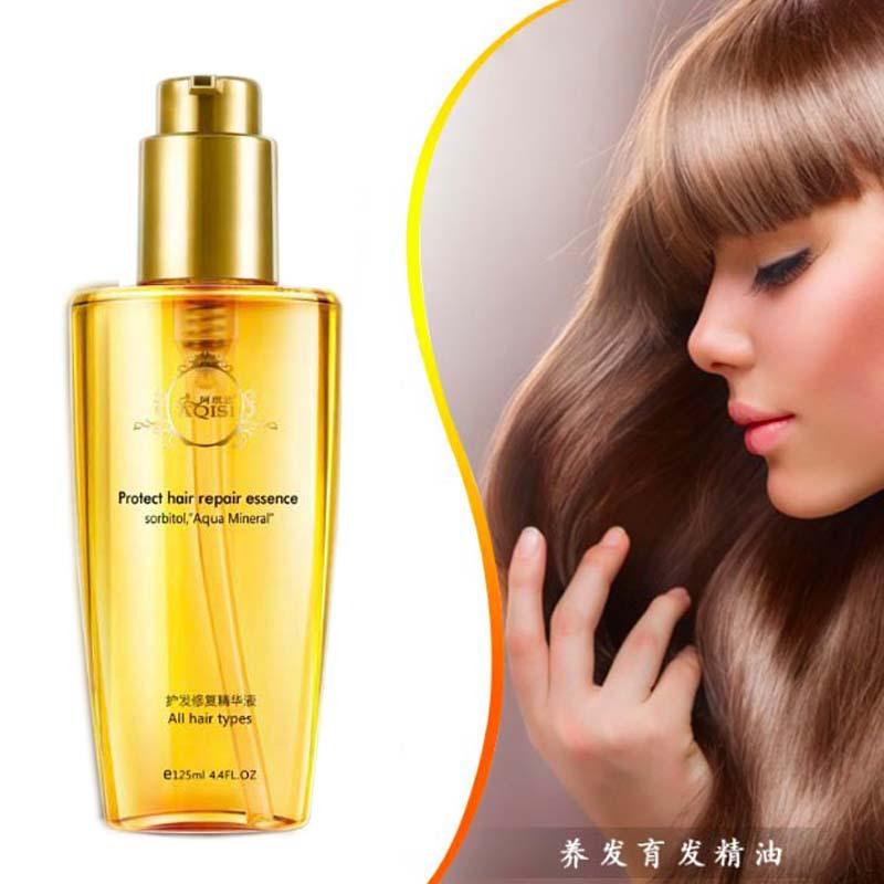 Hair oil 100% pure organic argan oil OEM hair treatment moroccan argan oil