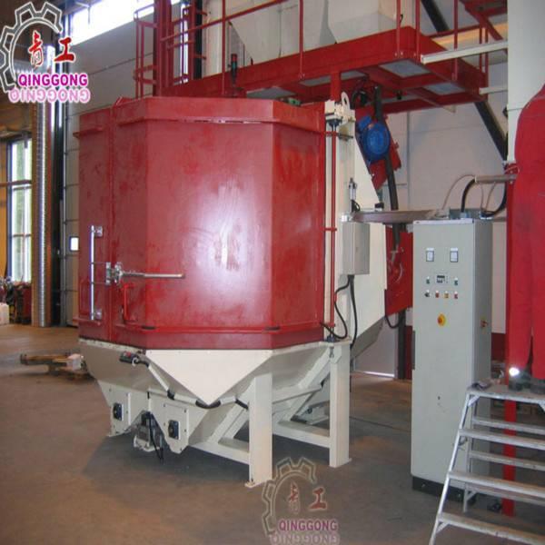 Turntable Shot Blasting Machine/Shot Blast Cleaning Equipment