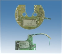 The LCD digital meter