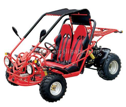 EEC Approved 150cc Go Kart, Single & Double Seats Available