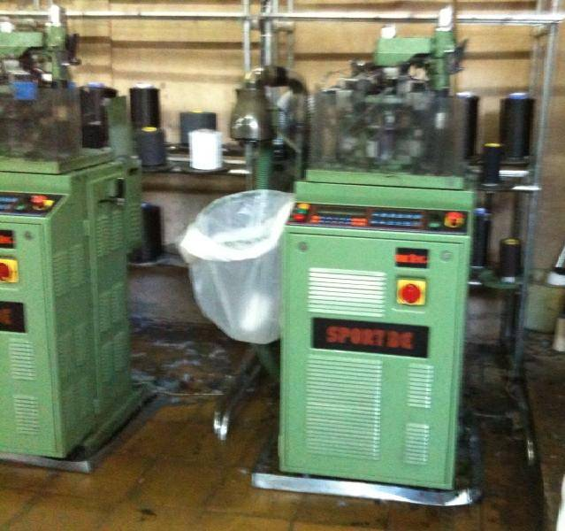 USED SOCK KNITTING MACHINES MATEC INVENTA