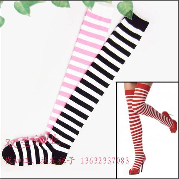 women's knee high fashion socks