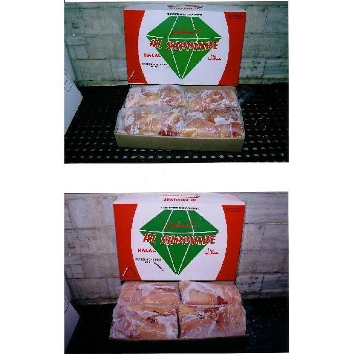 supply frozen halal buffallo meat