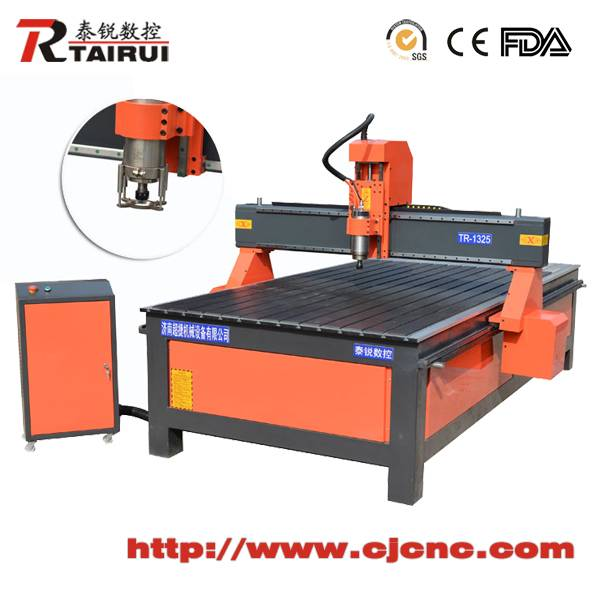 TR1325 cnc wood machine router/3d wood carving cnc router