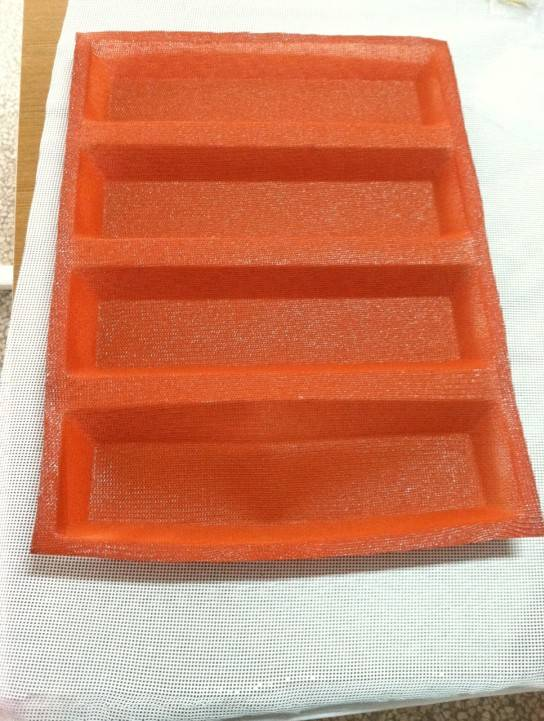 Silicone bread mold reusable and non-stick