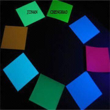 photoluminescent rigid board/ luminous sheet/glow plastic sheet
