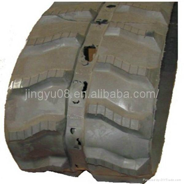 Hot Selling Skid steer loader track made in China