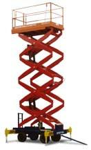 Scissor Lifts for Load and Vehicles