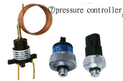 sell Pressure controllers, pressure switch,air conditionings & heating systems components