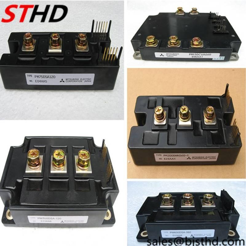 MITSUBISHI IGBT Module PM100DSA120 PM75RFE060