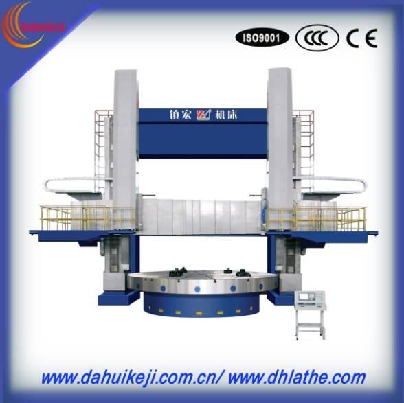 CNC Double Column Vertical Lathe (CK5280)