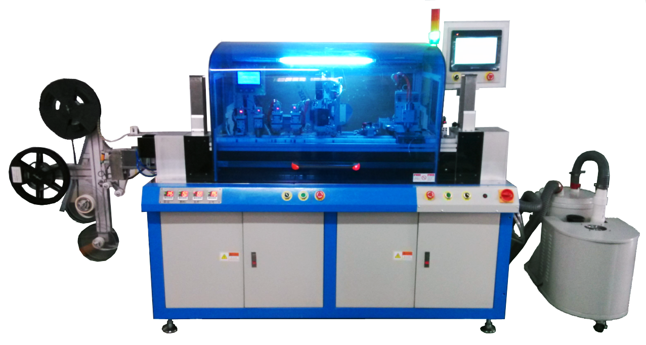 All-in-one IC Card Milling and Embedding Machine YIME-1