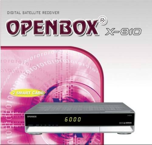 Openbox 810 Receiver,Openbox X810 STB