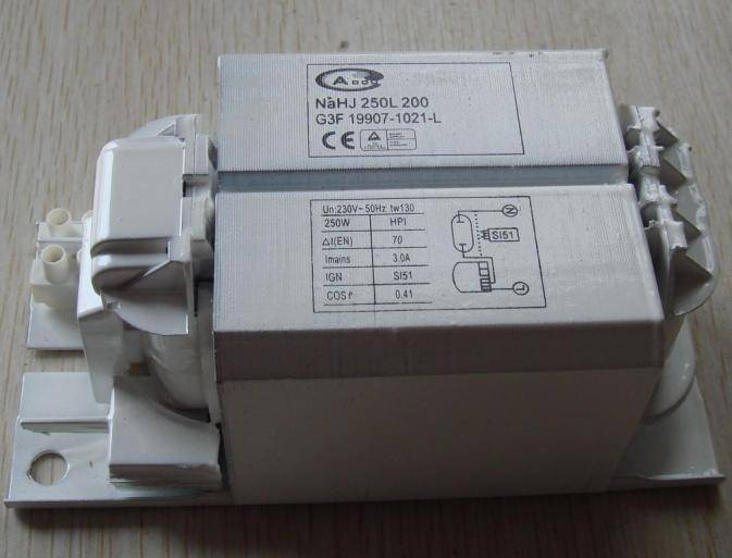 sell ballast/magnetic ballast/HID ballast/discharge ballast