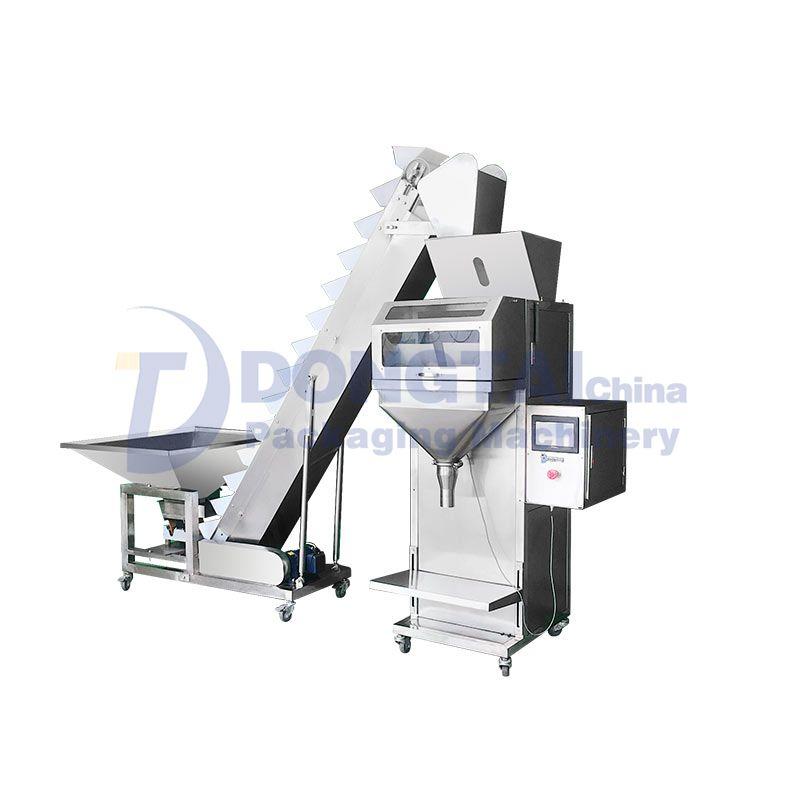 Semi automatic granule packing machinefood granule packaging machine