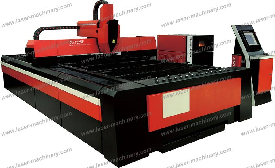 GZ1325F Fiber Laser Cutting Machine from Shanghai Guanzhi Industry Co., Ltd