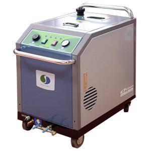 Mobile Car Wash Machine - OPTIMA STEAMER, Optima-DS