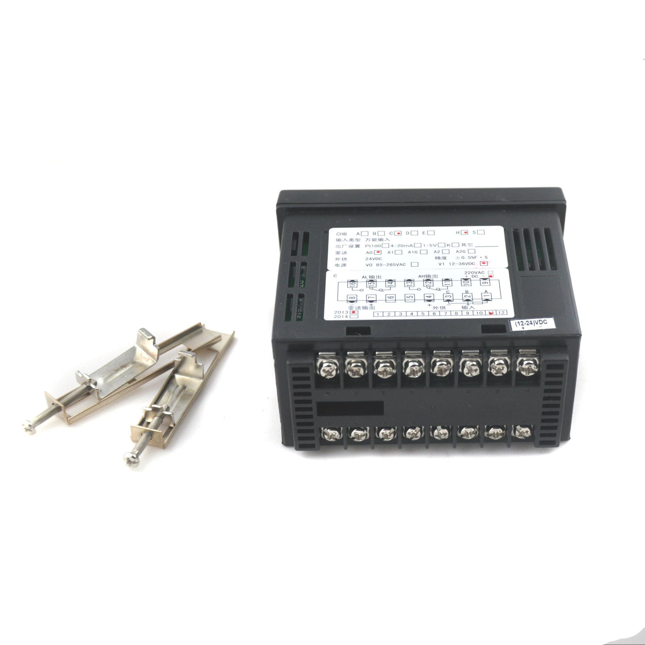 CH6 smart display meter