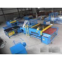 Durlite flexible spacer I.G machine