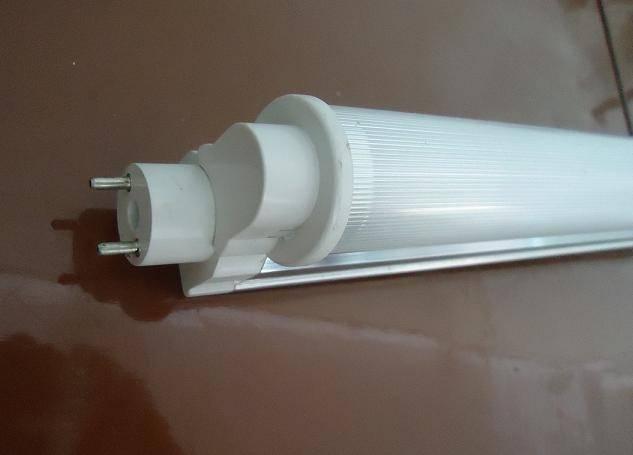 T8 adapter T5 aluminum integrative light fixture