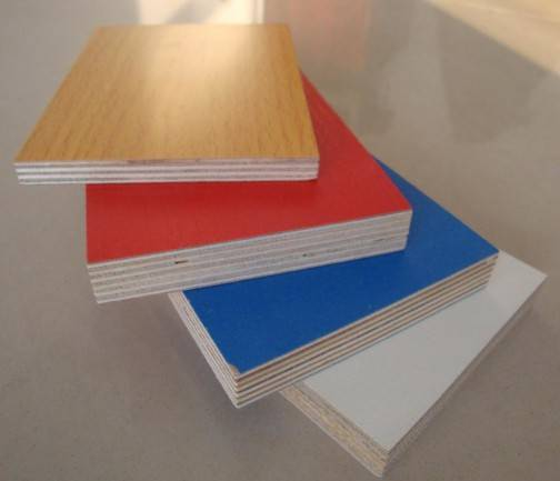 we supply HPL plywood,fireproof plywood