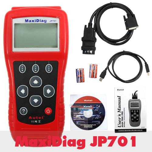 JP701 Japanese OBD2 ENGINE light &CODE READER