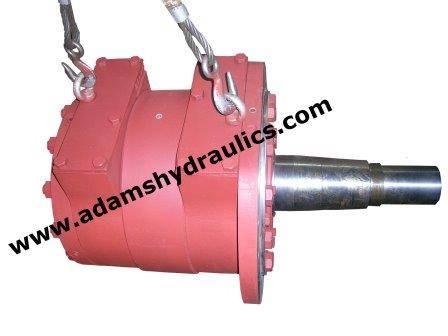 IHI HVK motors series, Adams Hydraulics