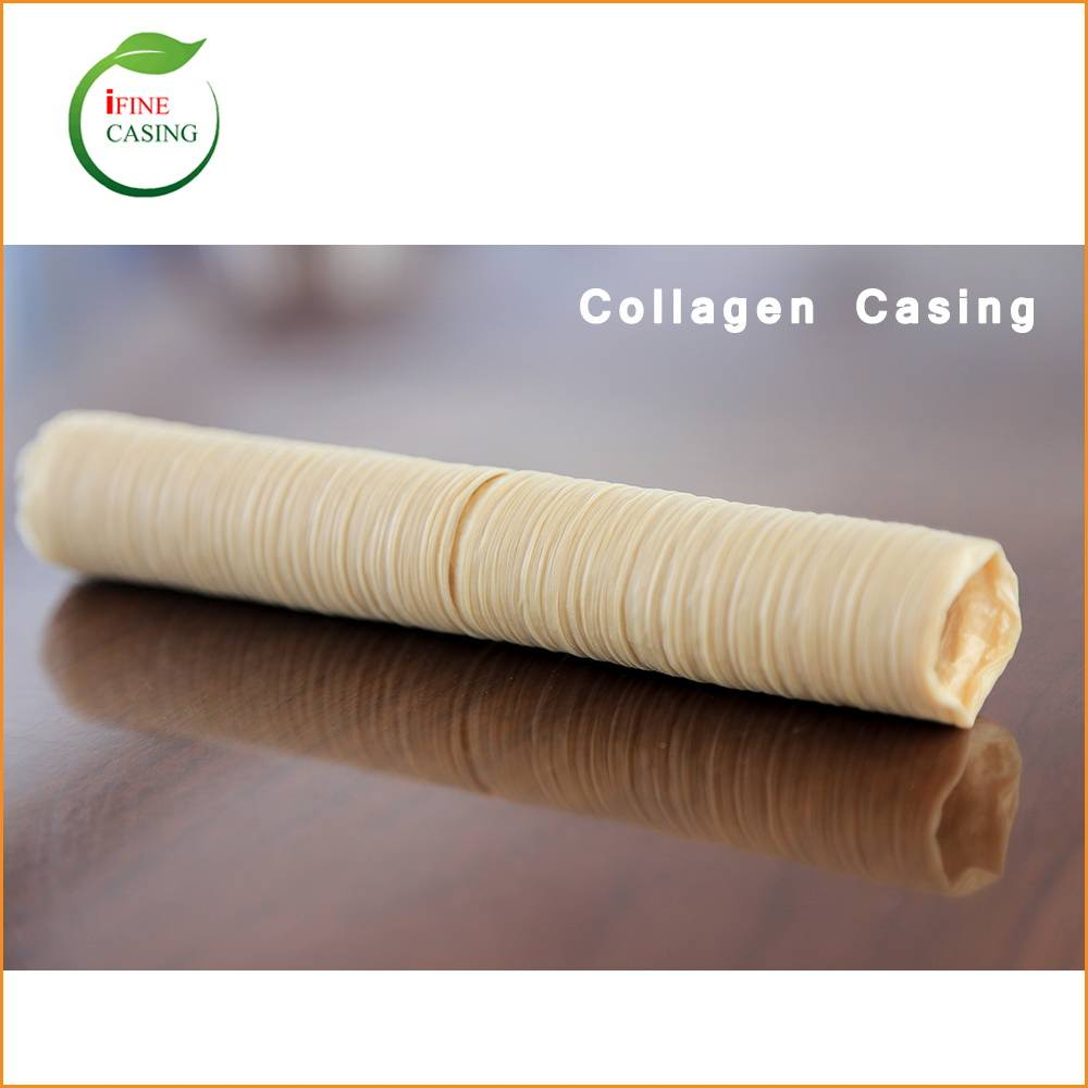 Good quality Collagen Sausage Casing
