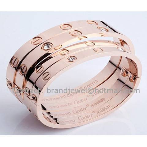Brand bangle bracelet items with packaging wholesale