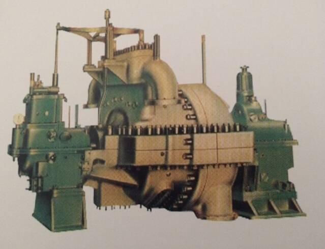 Turbine Generator Sets T4