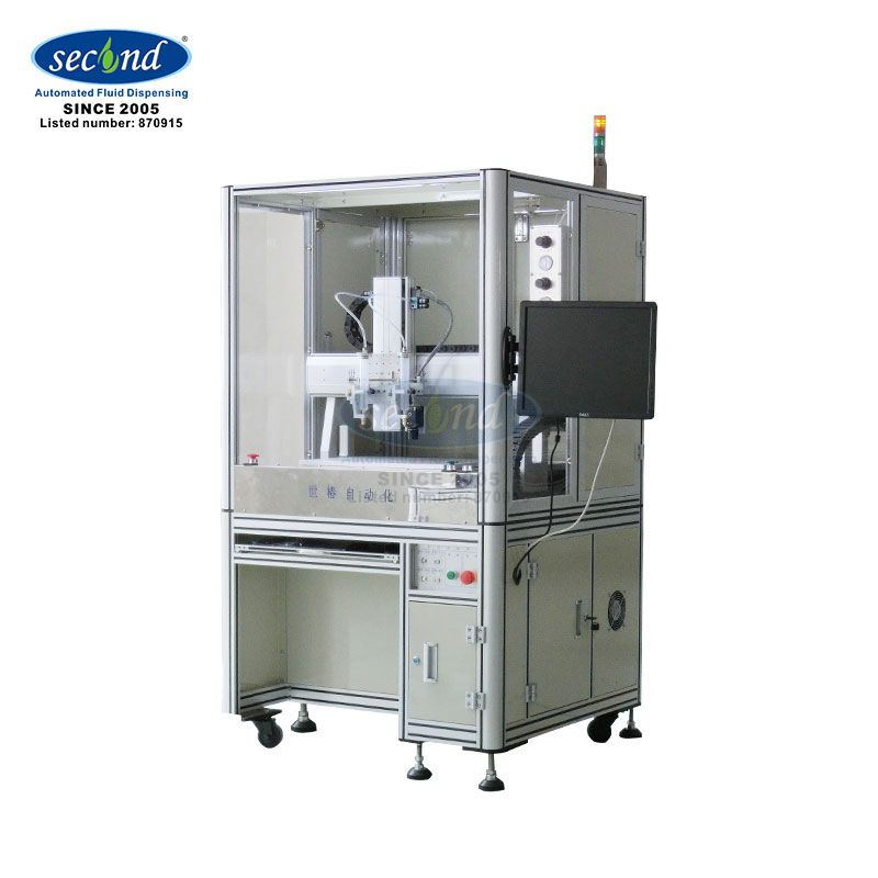 SEC-600AD-800AD-1000AD Hot selling SMT standalone traditional automatic dispensing system with high