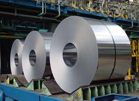 Silicon steel in coil