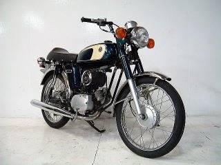 Used Yamaha YB-1 50cc Motorcycle