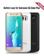 4500mAh Power case for Samsung Galaxy S6 edge