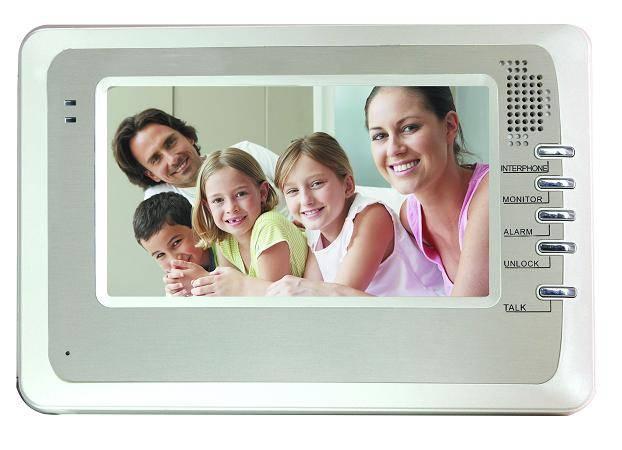 7'' Color Video Door Phone