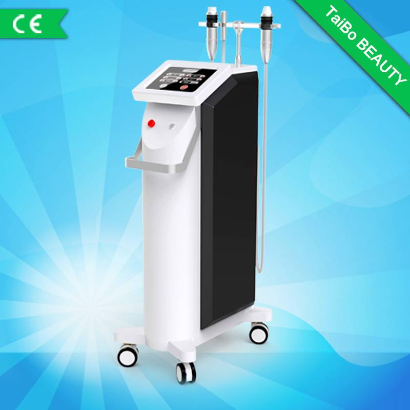 Matrix rf machine for wrinkle removal,fractional rf+miro needle/roller needle