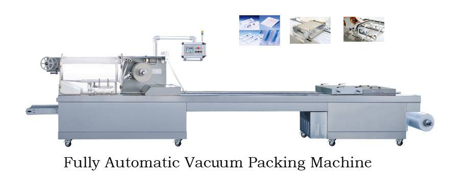 UWBD-420/520 Fully Automatic Vacuum Packing Machine