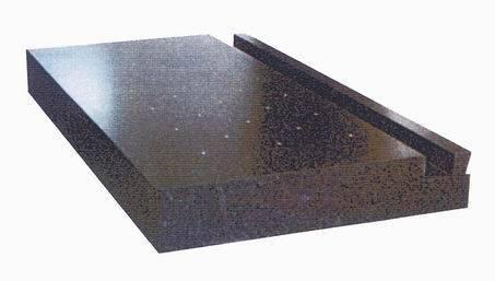 Granite parts of machine tools 10