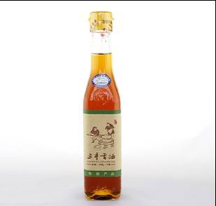 Organic sesame oil 227ml sesame oil