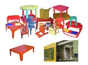 plastic chair mould, plastic furniture mould