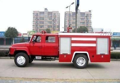 Dongfeng EQ144 Foam Fire Truck