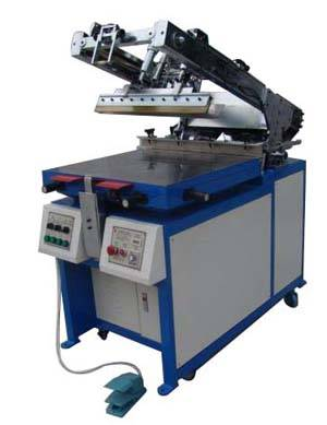 Screen printing press printer machine