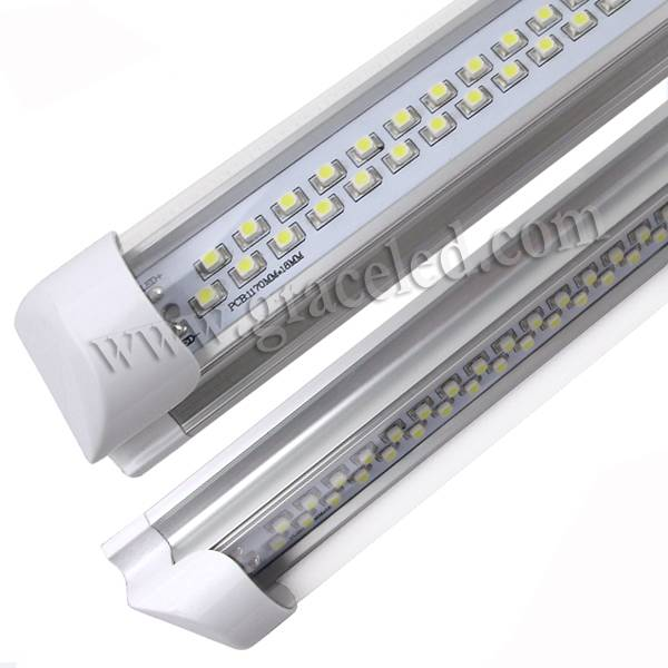 Integrated T8 3528SMD LED Tube light 9W 18W 24W