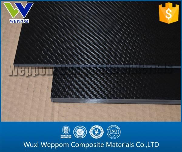 Flame Resistant Carbon Fiber Sheet For Selling