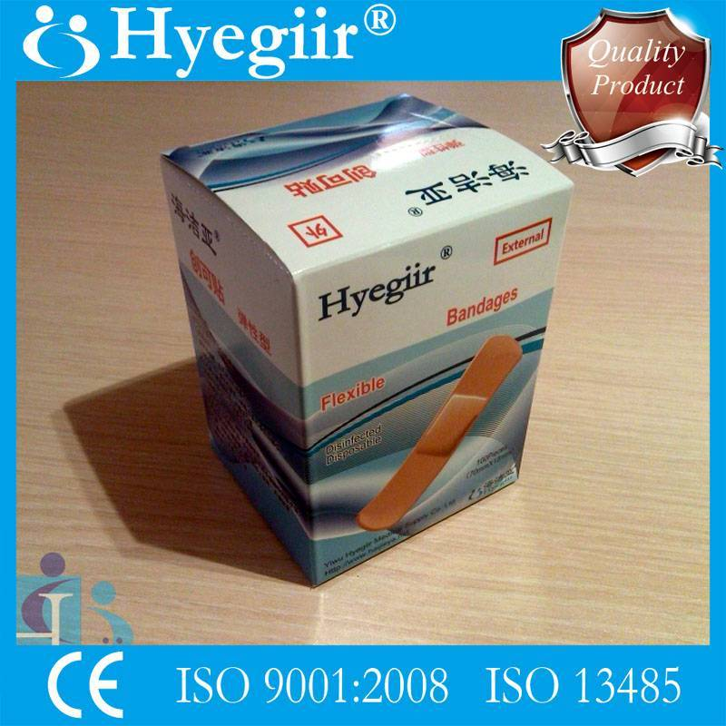 comfortable adhesive bandages 100 pieces