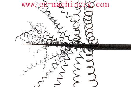 Flexible Shaft of Cross-Section View Vibrator Shaft Gear Shaft
